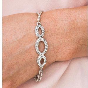 3 ring bracelet